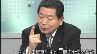 2008/3/15  政治学原論 中山泰秀・中川秀直 4 中川秀直 検索動画 29