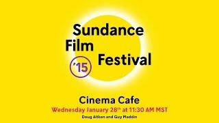Cinema Cafe: Guy Maddin at 2015 Sundance Film Festival