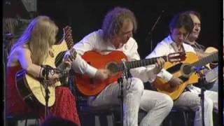 All Star Guitar Night 2011: Muriel Anderson, Tierra Negra
