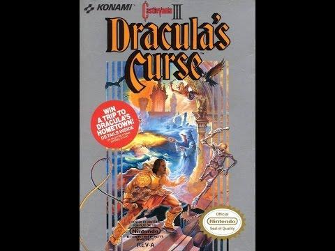Zero Sum Gaming - Castlevania III:  Dracula's Curse