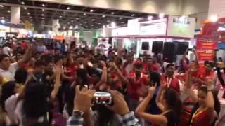 STAFFS CRAZY DANCE ON GITEX SHOPPER 14 LAST DAY @ DUBAI WORLD TRADE CENTER (AL FALAK ELECTRONICS)