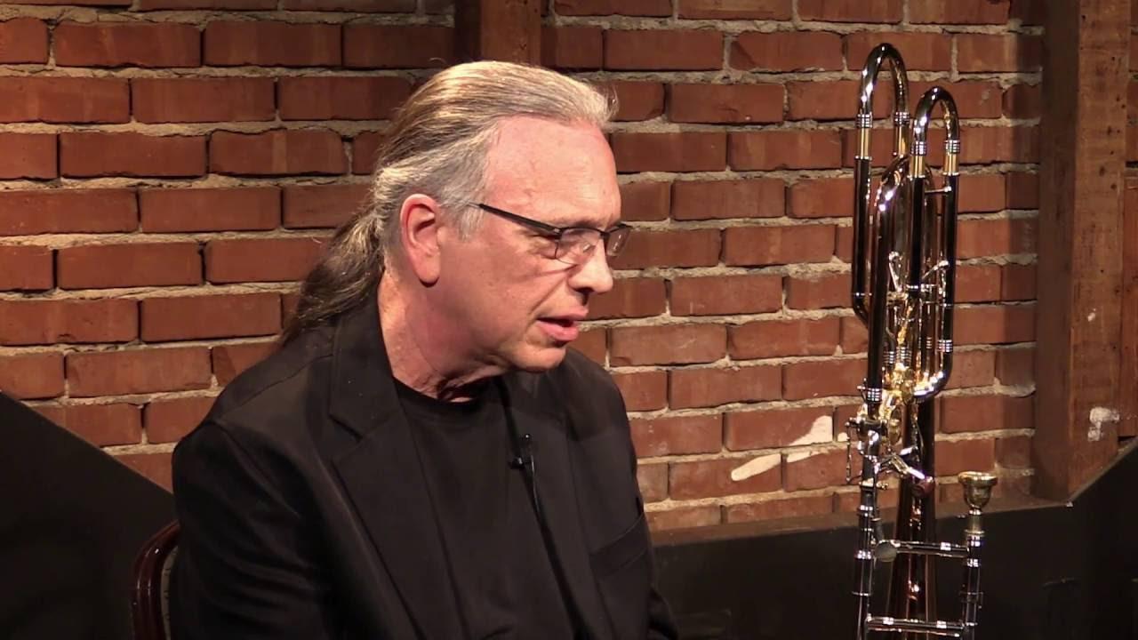Hip-BoneU Trailer: Improvising on the Bass Trombone with Bill Reichenbach