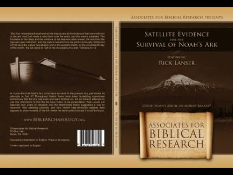 Satellite Evidence for the Survival of Noah's Ark: DVD Trailer