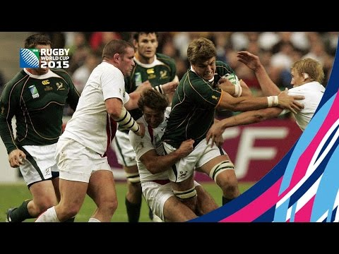 South Africa dash English hopes - RWC final 2007