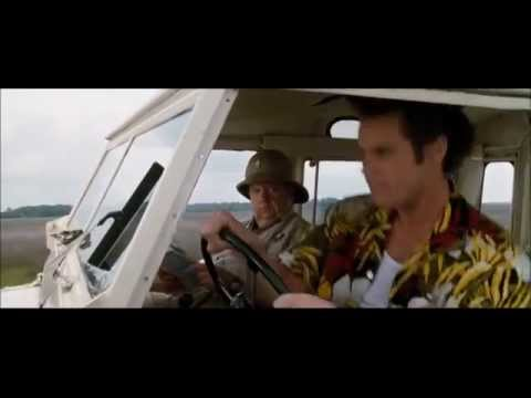 Ace Ventura When Nature Call's   3 Funny parts of the movie