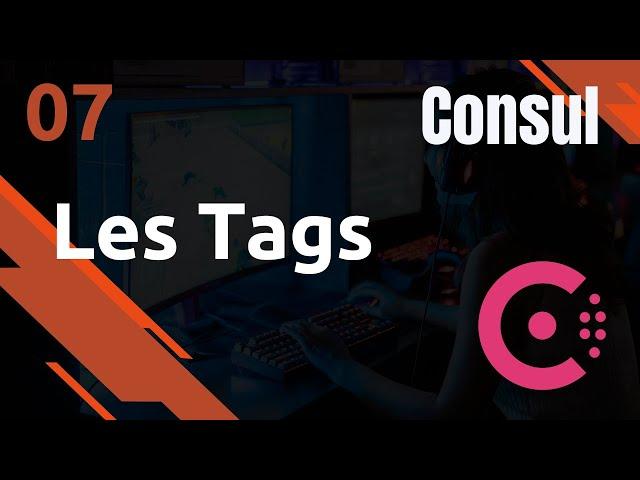 CONSUL - 7. ASTUCE : UTILISATION DES TAGS
