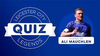 Leicester City Legends Quiz No.5