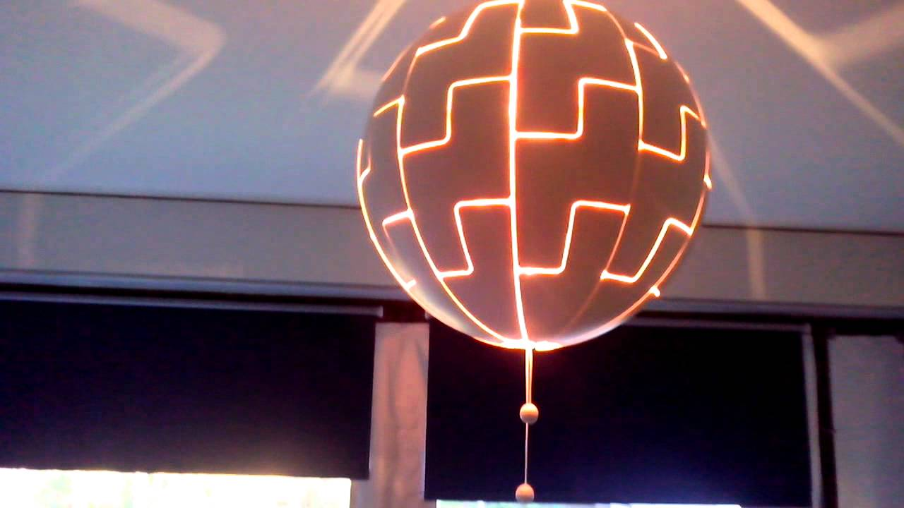 ikea ps 2014 lamp - youtube