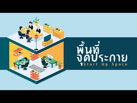 อะไรคือ Start up Space | อะไรคือ Co Working Space