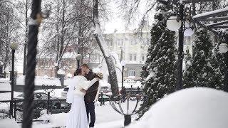 Евгения и Роман|Свадебный клип|Киров|ZEBRA films