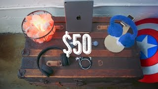 The Best Tech Under $50 - April 2016 thumbnail