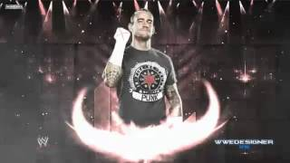 CM Punk Cult Of Personality (WrestleMania 28 Version) Firework Effect