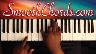 Father Me (Db) - Shekinah Glory Ministries - Piano Tutorial