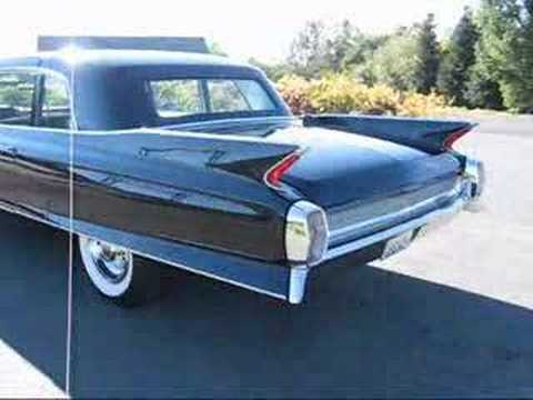 1962 Cadillac Fleetwood Limo - YouTube