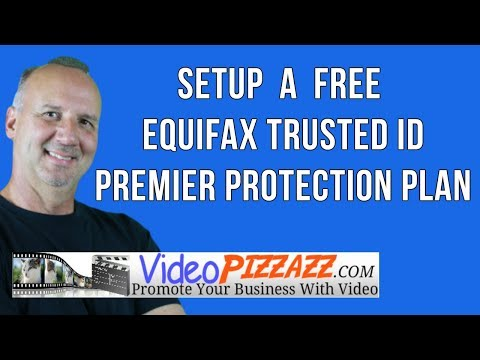 FREE Equifax TrustedID Premier Protection Plan - Identity Theft Prevention