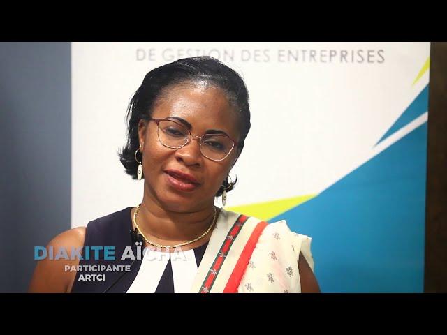 Témoignage de madame DIAKITE AICHA, directrice du contrôle de gestion et de la conformité de l'ARTCI