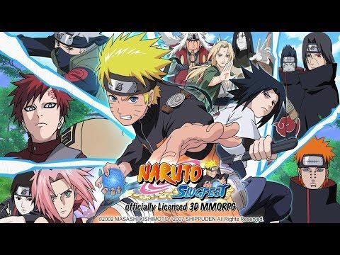 ОТКРЫЛАСЬ ЗБТ! 🔥 Naruto Slugfest 3D MMORPG