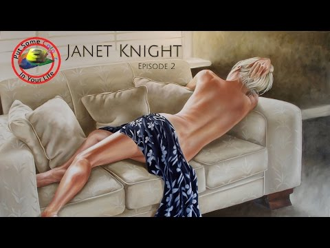 How to Paint Nudes with Janet Knight | Colour In Your Life