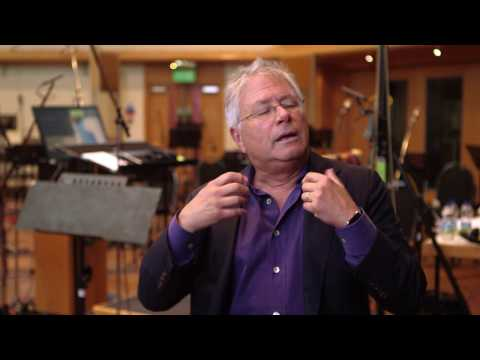 Beauty and the Beast Composer & Songwriter Official Movie Interview - Alan Menken