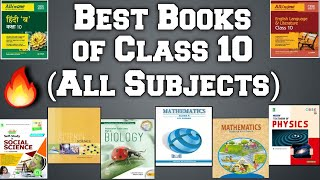 Best Reference Books for Class 10 CBSE | Class 10 Best Books Review | Ncert Books X | All Subjects |