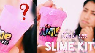 Crash Test l Faire du Slime avec seulement de l'Eau ! 🌙 thumbnail