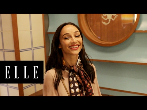 Style  Suzy With Cara Santana  ELLE  Bally