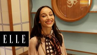 Style + Suzy With Cara Santana | ELLE + Bally