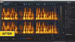 Reduce Reverb in Audio with iZotope RX® 3