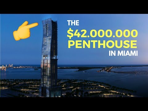 THE $42.000.000 PENTHOUSE IN MIAMI