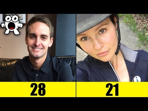 Top 10 Youngest Billionaires Ever