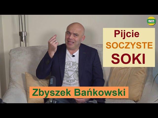 SOK SOKOWI NIE RÓWNY - SPRAWDŹ DLACZEGO ? cz.5 Zbyszek Bańkowski STUDIO 2021