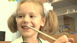 Познавательные уроки лепки из глины для детей прошли в Одинцовском районе