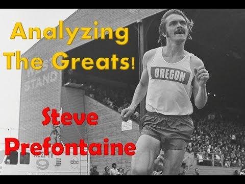 Running Analysis of Steve Prefontaine