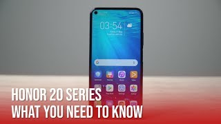 Honor 20 Series | What You Need To Know