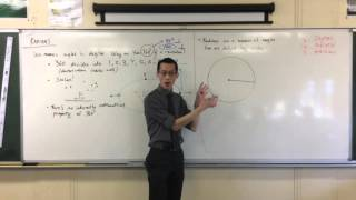 Introduction to Radians (2 of 3: Defining a better way)