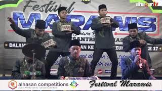 Peserta 14 - Festival Marawis