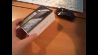 Распаковка iphone 4 8 gb blak(Распаковка iphone 4 8 gb bkak., 2013-04-17T12:32:53.000Z)