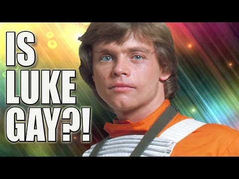 Luke Skywalker Gay? Mark Hamill Says He Is | Star Wars Theory