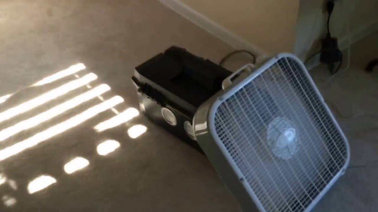 Ozone Treatment for Smoke Odor - Actual Job in Michigan for Realtor