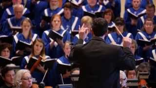 The Cantata Chorus and Orchestra of First Presbyterian Church - Handel's Messiah, Part One