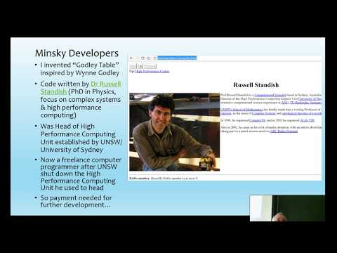 A quick introduction to modelling in Minsky & preview of the next release
