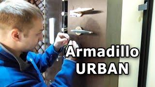 Ручки Armadillo URBAN - отличный китайский продукт премиум класса