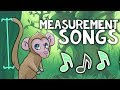 Measurement Songs For Kids | Weight, Length and Capacity by NUMBEROCK