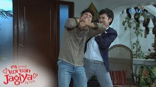 My Korean Jagiya: Jun Ho and Ryan's fist fight