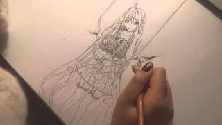 Tadadadada~ Song: [Yuikonnu] Rain and Asphalt Software: Sony Vegas ...