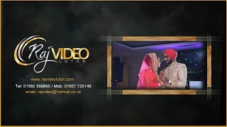 Indian Wedding Ceremony Highlights | Charanpreet & Prabhjot