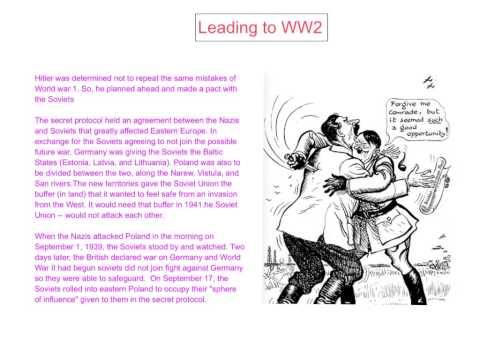 Nazi-soviet nonaggression pact