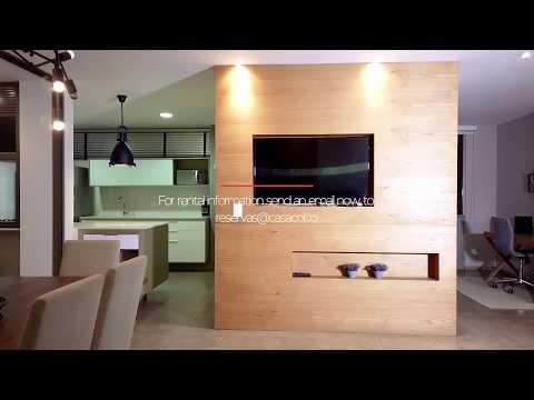 Tramonte 504 - Furnished apartment Medellín