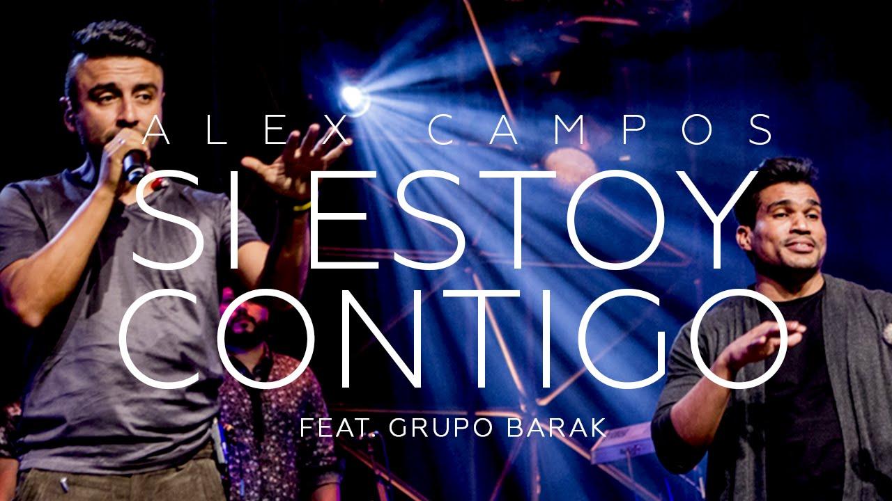 Alex Campos feat. Barak - Si estoy contigo - El Concierto Derroche de Amor (HD)