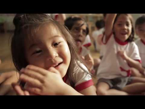 Red SchoolHouse on CNA - Bright Start Bright Sparks